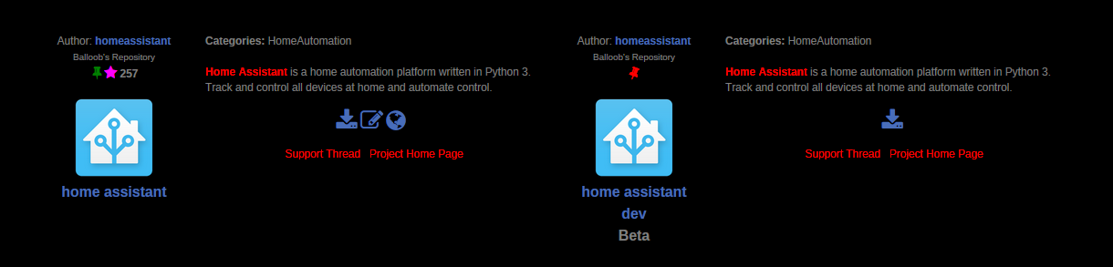 Using Node-Red and Home Assistant Docker Containers on unRAID – Cole