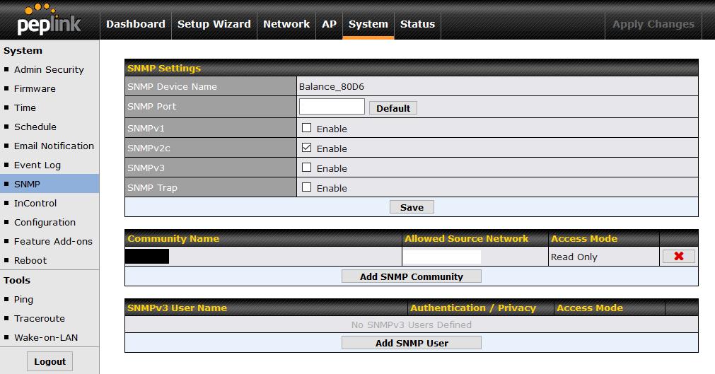 Using Grafana, InfluxDB and Telegraf on unRAID to monitor my Peplink